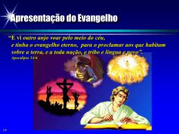 05_Fazendo Discípulos para Testemunhar