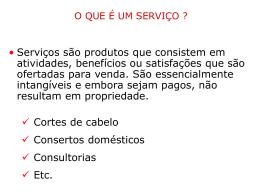 Apresentação do PowerPoint - Universidade Castelo Branco