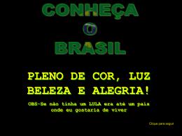 Brasil em Cores-BM - Teia da Língua Portuguesa