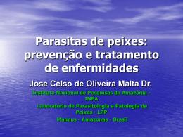 Os parasitas e as patologias dos peixes amazônicos