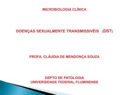DST - Universidade Federal Fluminense