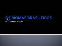 bioma amazônia - Colégio Cor Jesu