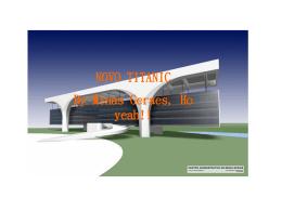 NOVO TITANIC By Minas Geraes, Ho yeah!! Centro Administrativo