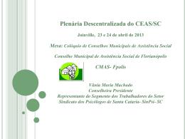 CMAS - Florianópolis