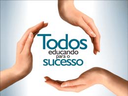 Slide Alimentação Escolar - Portal Sistemas SED-MS