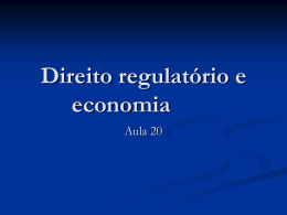 DRE_-_aula_20 - Acadêmico de Direito da FGV