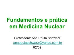 Fundamentos e prática em Medicina Nuclear