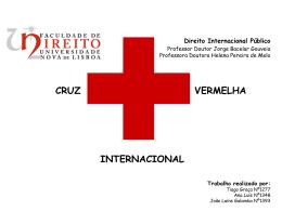Comité Internacional da Cruz Vermelha