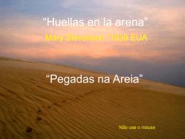 Poema em Espanhol PPT