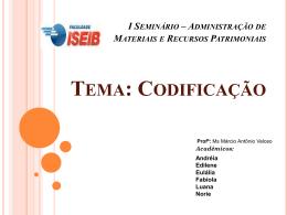 Código de Barras - Administração 1/2010