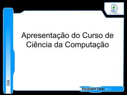 ACMO - DEINF/UFMA