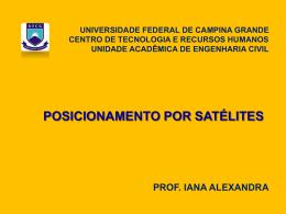 Aula06-GPS - Universidade Federal de Campina Grande