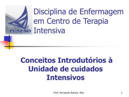 SENAC_VITORIA CURSO TÉCNICO EM ENFERMAGEM
