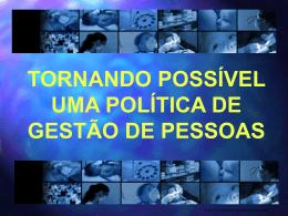 Os Novos Paradigmas Treinamento e Desenvolvimento - Saúde-Rio