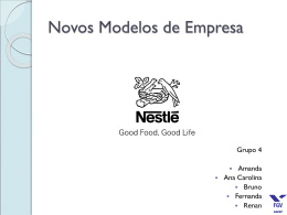 Novos Modelos Nestle - nme01