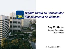PPT - Banco Itaú