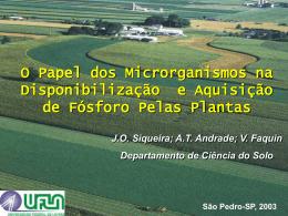 Palestra Jose Oswaldo Siqueira