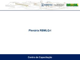 Apresentação Plenária - Documentos