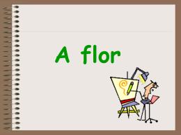 Flor - Ajuda alunos