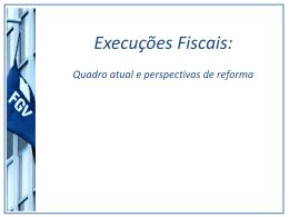 Aula 8 - Execução Fiscal
