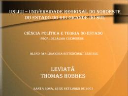 Leviatã - Capital Social Sul