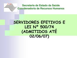 visualizar - Secretaria da Saúde
