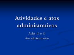 Aula_10_e_11_2011-1 - Acadêmico de Direito da FGV