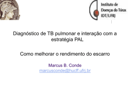 Manual de Normas Tuberculose 2000