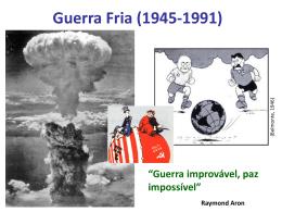 Guerra Fria - Oficina de Humanidades