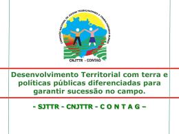 CNJTTR - COMISSÃO NACIONAL DE JOVENS
