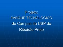 Projeto: Parque Tecnológico de Ribeirão Preto