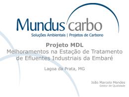 Projeto MDL