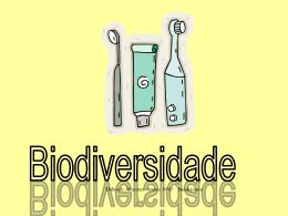biodiversidade.