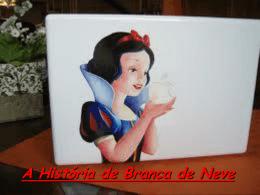 A História de Branca de Neve Tânia e Regina