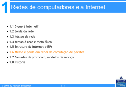 conceitos de telecomunicações e redes de computadores