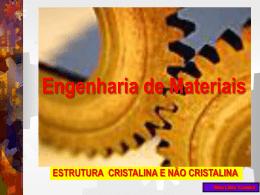Engenharia de Materiais 2