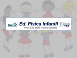 Ed. Física Infantil