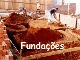 Aula Fundações 2