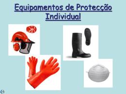 Equipamentos de Protecção Individual