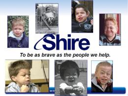 Grupo Farmaceutico NME - Shire210910