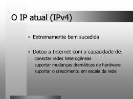 IPv6 - Redes Unip