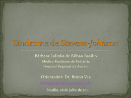 Síndrome Stevens-Johnson