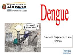 Dengue - Prefeitura de São Paulo