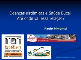 Slide 1 - Medicina Oral