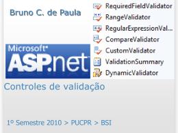 Apresentação sobre validadores