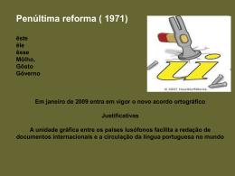 reforma ortografica slides