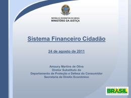 Departamento de Proteção e Defesa do Consumidor – DPDC