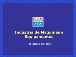 Apresentação 2007