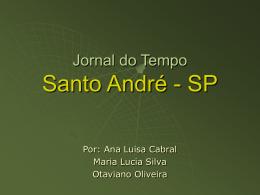 Jornal do Tempo Santo André