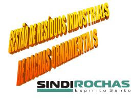 Parte 1 - Sindirochas